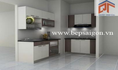 Tủ bếp đẹp nhà anh HẢI - Gia Phú TB150