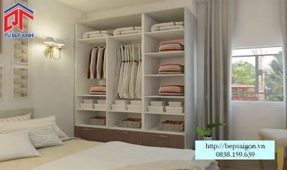tủ quần áo đep