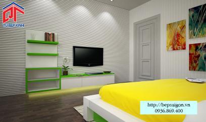 thiết kế nội thất cho phòng ngủ sang trọng và hiện đại