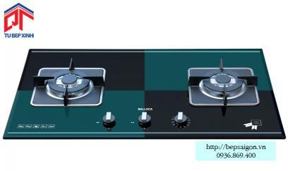 bếp kính âm 2 gas - AS 920
