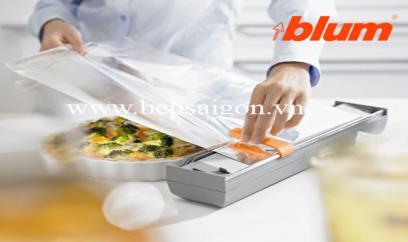 Hệ thống khay chia bên trong hộc tủ bếp ORGA-LINE cho căn bếp thêm gọn gàng ngăn nắp