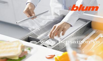 Phụ kiện khay chia hộc tủ bếp BLUM