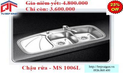 Chậu rửa - MSP: MS 1006L