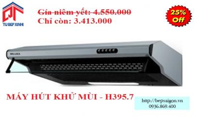 Máy hút khử mùi - MSP: H395.7