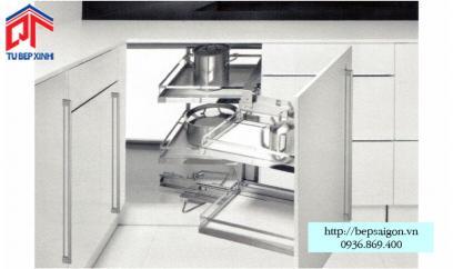 Kệ góc tủ bếp Moving Corver - MSP: CO 504