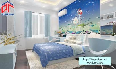 Thiết kế phòng ngủ trẻ trung và hiện đại - TA04