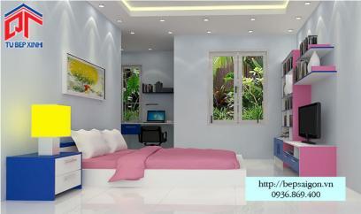 Thiết kế nội thất phòng ngủ hiện đại - TA05