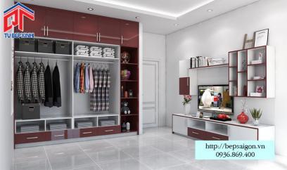 Thiết kế nội thất phòng ngủ tuyệt vời