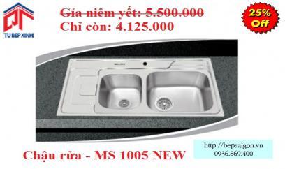 Chậu rửa - MSP: MS 1005 NEW
