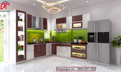 tủ bếp 07